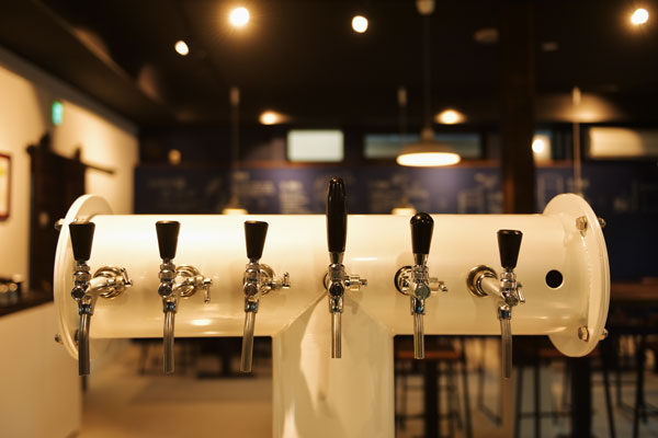 平泉のランチビール